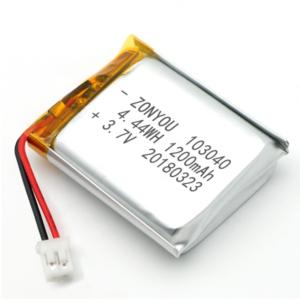 Bateria LiPo 3.7V 1200mA