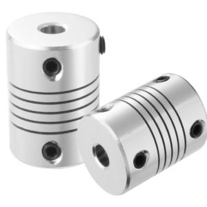 Cople fexible de aluminio