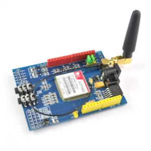 Shield para UNO gprs gsm sim900