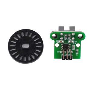 Encoder para motor de plastico 20 PPR